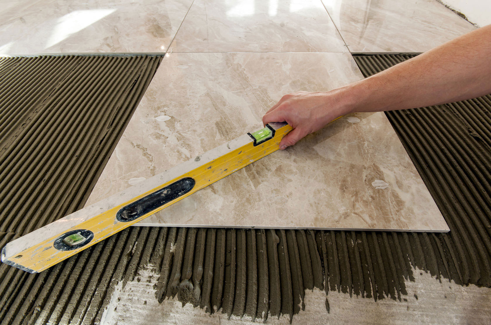 Before you install natural stone flooring in your house
