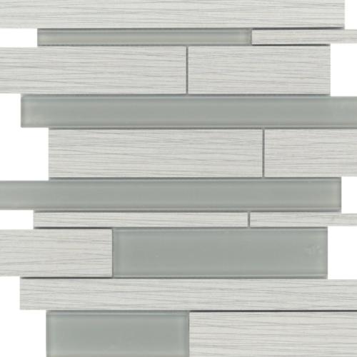 Emser GLAZED PORCELAIN Thread Silver